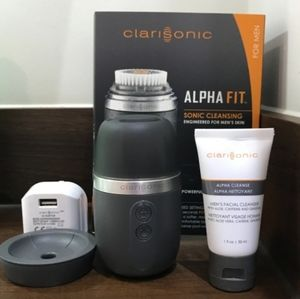 New Clarosonic Alpha Fit Never Used